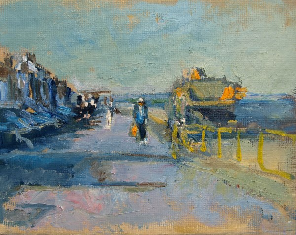 Deal promenade with digger 7X9